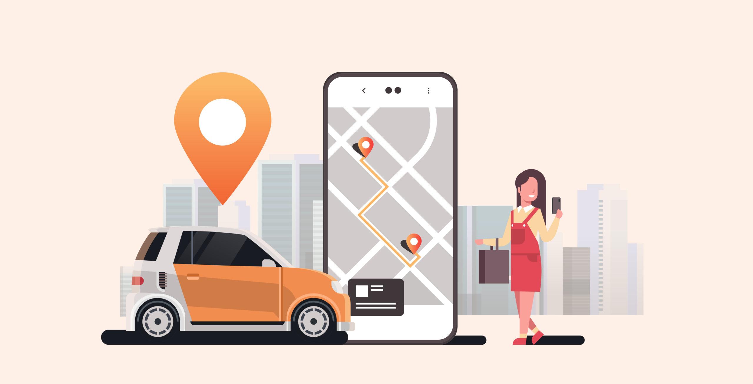 Get-a-ride Minicab